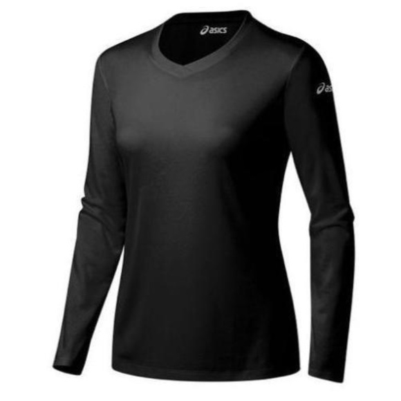 ASICS Ready Set Long Sleeve Running Clothes WR1233 Boutique
